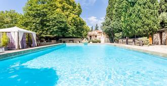 Le Mas d'Entremont - Aix-en-Provence - Piscina