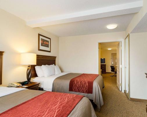 Comfort Inn & Suites - Dover - Schlafzimmer