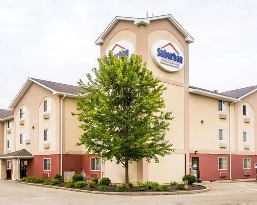 Suburban Extended Stay Hotel Dayton-WP AFB - Dayton - Rakennus
