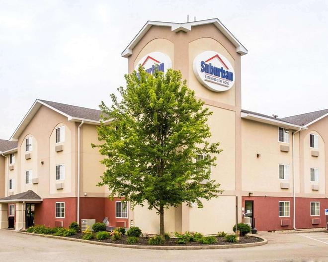 Suburban Extended Stay Hotel Dayton-WP AFB - Dayton - Toà nhà