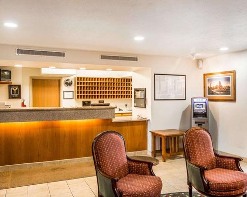 Suburban Extended Stay Hotel Dayton-WP AFB - Dayton - Rezeption