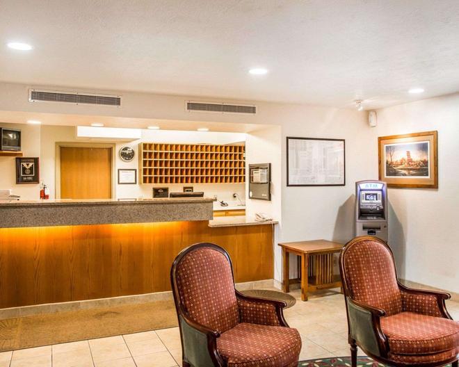 Suburban Extended Stay Hotel Dayton-WP AFB - Dayton - Lễ tân