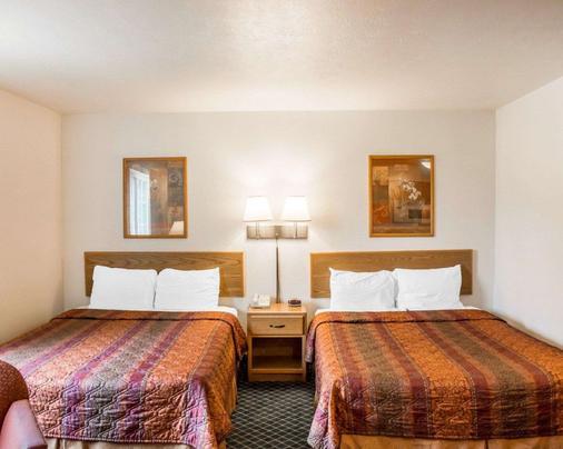 Suburban Extended Stay Hotel Dayton-WP AFB - Dayton - Makuuhuone