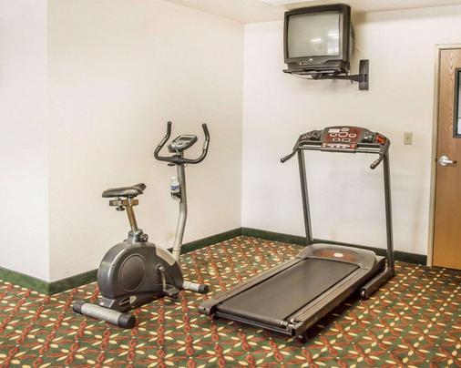 Suburban Extended Stay Hotel Dayton-WP AFB - Dayton - Kuntosali