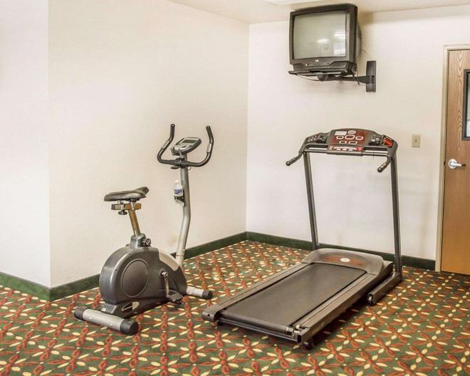 Suburban Extended Stay Hotel Dayton-WP AFB - Dayton - Gym