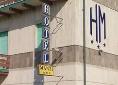Hotel Manzi - Пиза - Здание