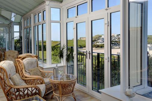 Porth Veor Manor, Sure Hotel Collection by Best Western - Newquay - Balcony
