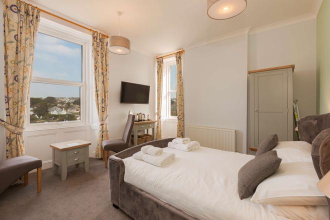 Porth Veor Manor, Sure Hotel Collection by Best Western - Newquay - Makuuhuone
