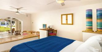 Turtles, Tropical Fish And Beautiful Coral Reef! - Isla Mujeres - Bedroom