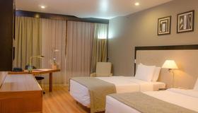 ペスターナ サンパウロ ホテル - サンパウロ - 寝室