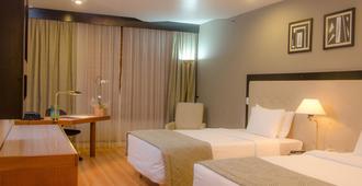 Pestana Sao Paulo Hotel - סאו פאולו - חדר שינה