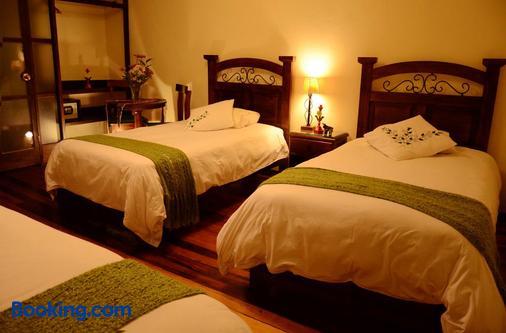 Unaytambo Boutique Hotel - Cusco - Schlafzimmer
