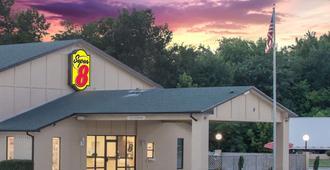 Super 8 by Wyndham Clarksville AR - Clarksville - Edificio