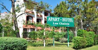 Les Chalets Apart Hotel - Punta del Este - Κτίριο