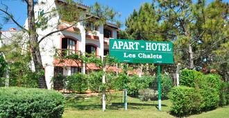 Les Chalets Apart Hotel - Punta del Este - Gebäude