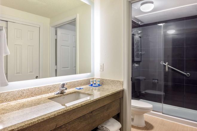 Hyatt House Houston Galleria - Houston - Kylpyhuone