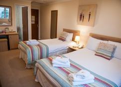 Llanwenarth hotel & Riverside Restaurant - Crickhowell - Chambre