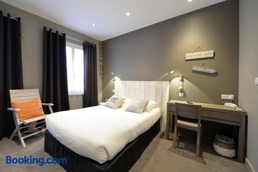 France Hôtel - Niort - Phòng ngủ