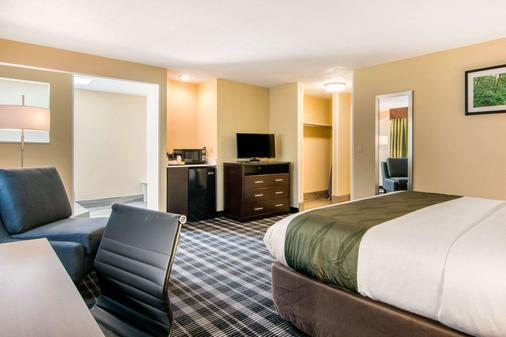 Quality Inn and Suites - Albany - Schlafzimmer