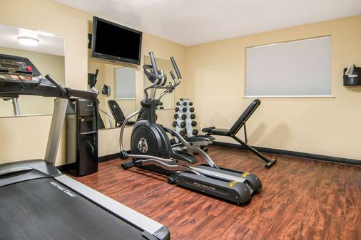 Quality Inn and Suites - Albany - Fitnessbereich