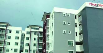 Place2Stay Business Hotel @ Emart Riam - Miri