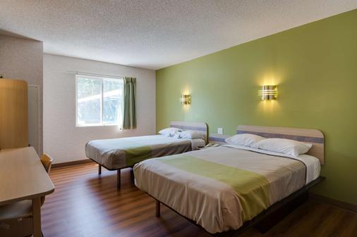 斯泰次維爾 6 號汽車旅館 - 斯泰茲維爾 - 斯泰茨維爾 - 臥室