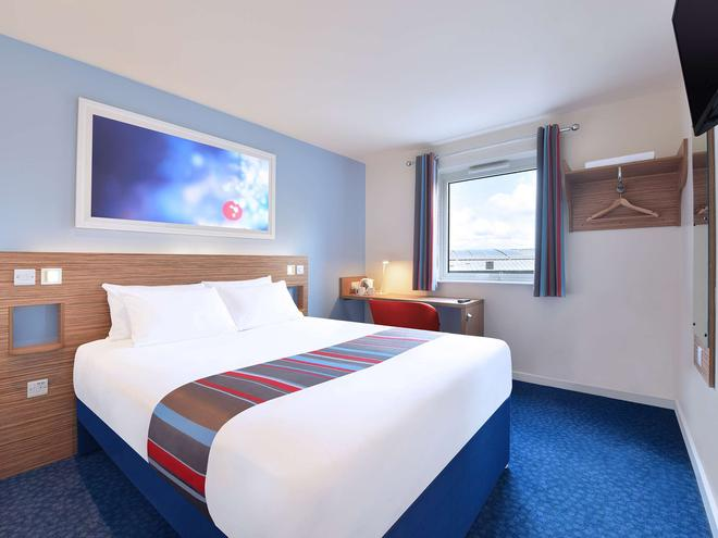 Travelodge London Marylebone - Лондон - Спальня