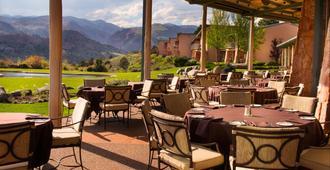 Garden of the Gods Club & Resort - Κολοράντο Σπρινγκς - Εστιατόριο