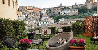 Hotel Minerva - Siena - Balcony