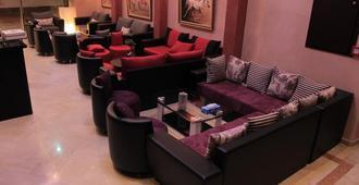 Hôtel Belle Vue - Meknes - Sala de estar