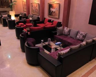 Hôtel Belle Vue - Meknès - Lounge