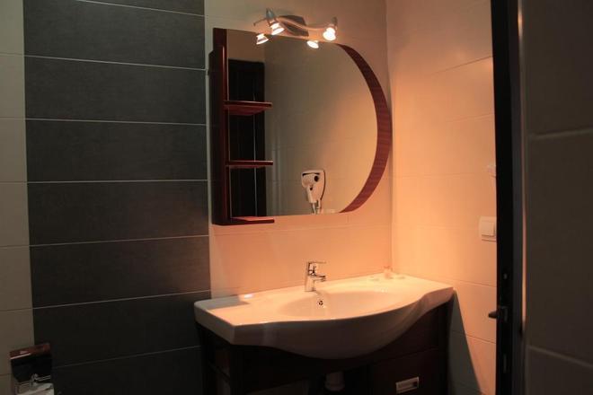 Hôtel Belle Vue - Meknes - Phòng tắm