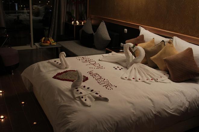 Hôtel Belle Vue - Meknes - Phòng ngủ