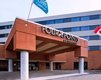 Four Points by Sheraton Edmundston - Edmundston - Edificio