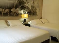 Hotel Puerta de San Antonio - Cali - Phòng ngủ