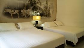 Hotel Puerta de San Antonio - Cali - Bedroom