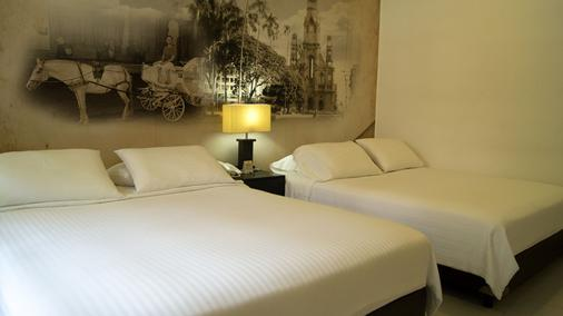 Hotel Puerta de San Antonio - Cali - Κρεβατοκάμαρα