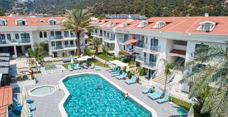 Blue Star Hotel - Ölüdeniz - Pool