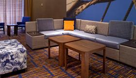 Courtyard by Marriott Baltimore Downtown/Inner Harbor - Baltimore - Living room