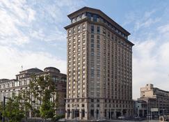 Les Suites Orient, Bund Shanghai - Shanghai - Building