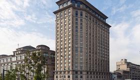 Les Suites Orient, Bund Shanghai - Shangai - Edificio