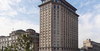 Les Suites Orient, Bund Shanghai - Thượng Hải - Toà nhà