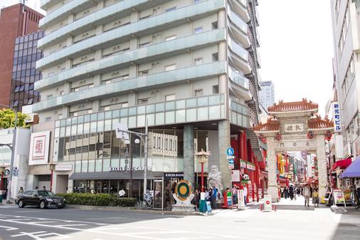 Kobe Motomachi Tokyu Rei Hotel - Kobe