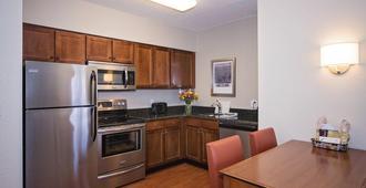 Residence Inn by Marriott Rochester Mayo Clinic Area - Rochester - Keittiö