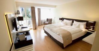 Hotel Spalentor - Βασιλεία - Κρεβατοκάμαρα