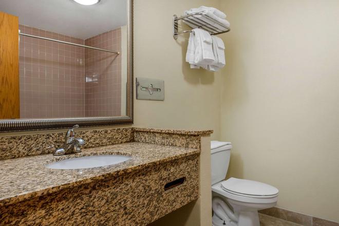 Quality Inn - Bloomington - Phòng tắm