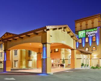 Holiday Inn Express & Suites Willows - Willows - Edificio