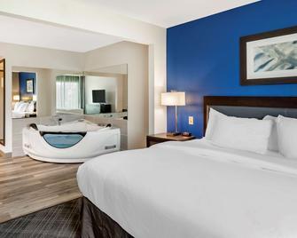 Comfort Inn & Suites - Grand Blanc - Спальня