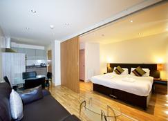 Staycity Aparthotels West End - Edimburgo - Habitación
