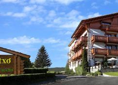 Hotel Calitxo Molló - Molló - Edificio